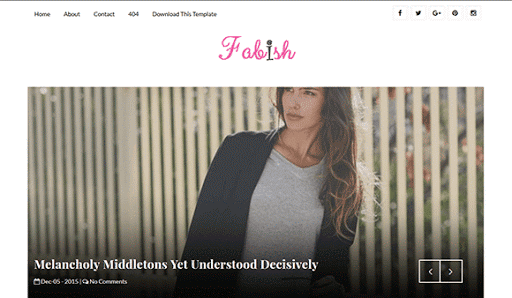 Best Feminine Blogger Themes 2