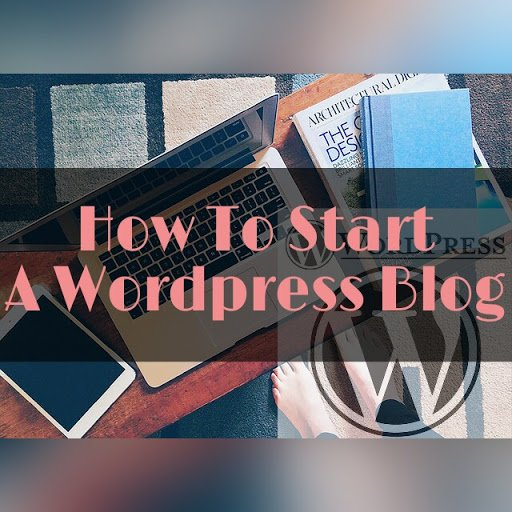start a self-hosted WordPress