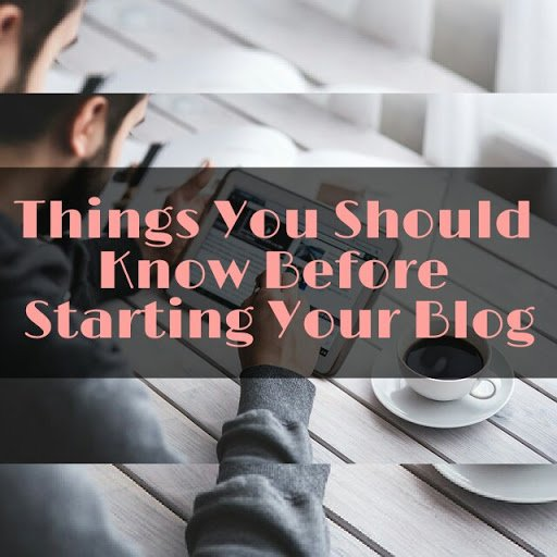 blogging knowledge