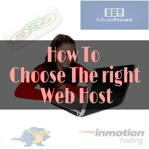 Choose The Right Web host