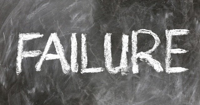 Failure inscription
