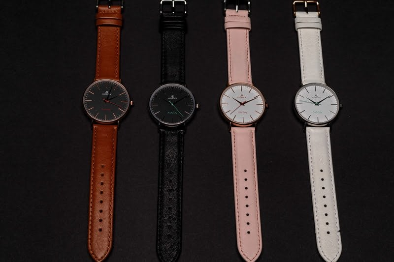 firstlady collection asorock wristwatches