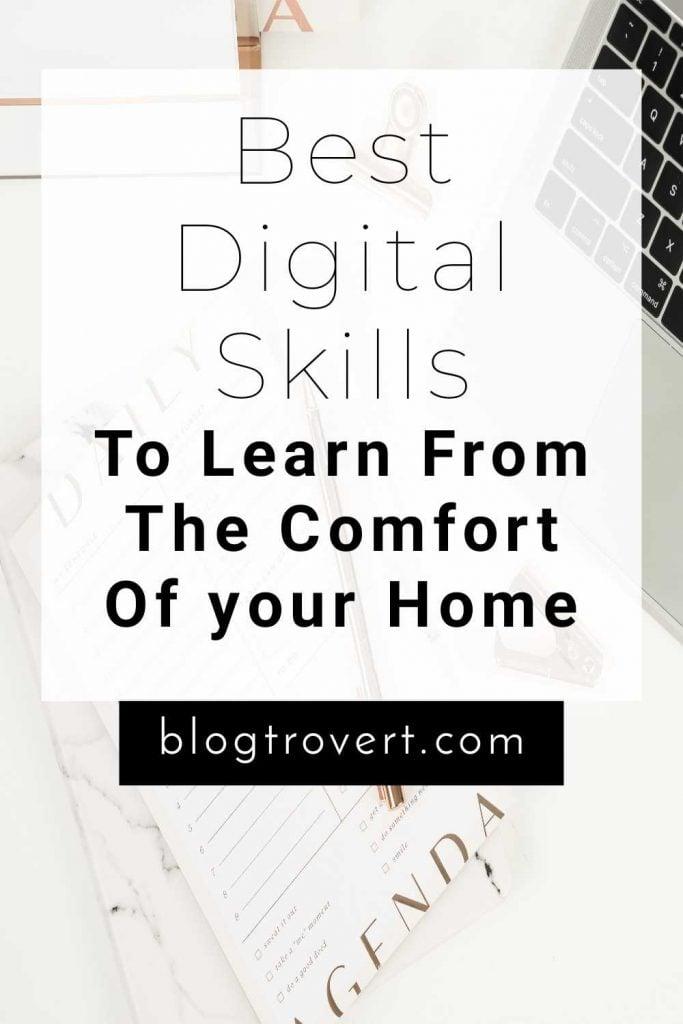best digital skills to learn